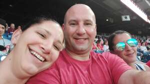 Jim C attended Philadelphia Phillies vs. Atlanta Braves - MLB on Jun 9th 2021 via VetTix