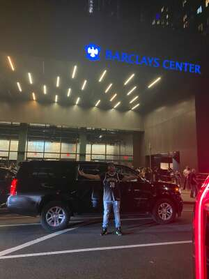 AJ attended Brooklyn Nets vs. Milwaukee Bucks - NBA - Second Round Playoffs! Game 1 ** Vaccinated Fan Section Only ** on Jun 5th 2021 via VetTix