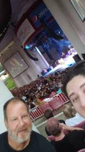 RA414WPD attended An Evening With Chicago and Their Greatest Hits on Jul 15th 2021 via VetTix