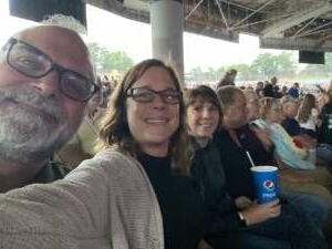 Gregg G attended An Evening With Chicago and Their Greatest Hits on Jul 13th 2021 via VetTix