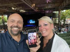Paul Silva attended An Evening With Chicago and Their Greatest Hits on Jul 13th 2021 via VetTix