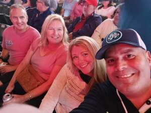 KC attended An Evening With Chicago and Their Greatest Hits on Jul 13th 2021 via VetTix