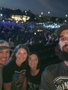 Lisa attended Brad Paisley Tour 2021 on Jul 23rd 2021 via VetTix