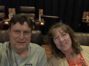 Mary attended Roadhouse Cinemas Thursday for Vets on Jul 15th 2021 via VetTix