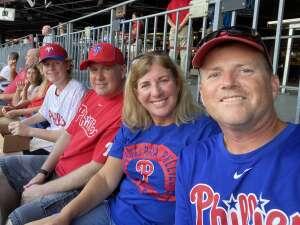 Shawn attended Philadelphia Phillies vs. Washington Nationals - MLB on Jul 27th 2021 via VetTix