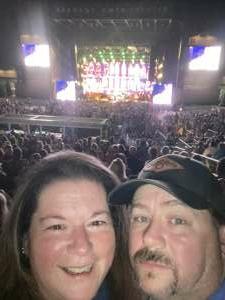 Melanie attended Brad Paisley Tour 2021 on Jul 22nd 2021 via VetTix