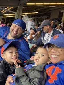 James attended New York Yankees vs. New York Mets - MLB on Jul 3rd 2021 via VetTix
