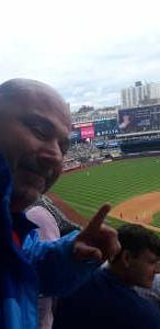 Howie attended New York Yankees vs. New York Mets - MLB on Jul 3rd 2021 via VetTix