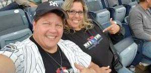 Korey Heester  attended New York Yankees vs. New York Mets - MLB on Jul 3rd 2021 via VetTix