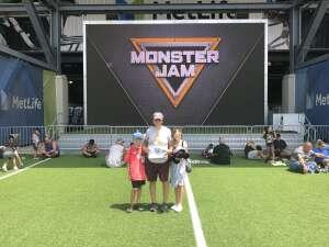 Josh attended Monster Jam on Jul 18th 2021 via VetTix