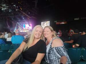 Misty attended An Evening With Chicago and Their Greatest Hits on Jul 17th 2021 via VetTix