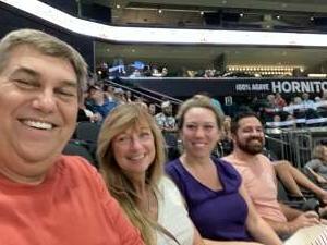 DaverDown attended Arizona Rattlers vs. Sioux Falls Storm on Jul 24th 2021 via VetTix
