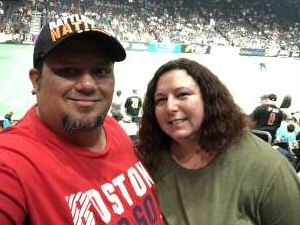 Tony P. attended Arizona Rattlers vs. Sioux Falls Storm on Jul 24th 2021 via VetTix