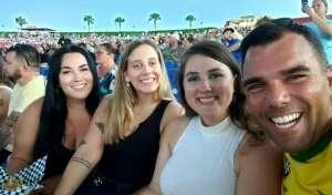 Carlos attended Brad Paisley Tour 2021 on Jul 9th 2021 via VetTix