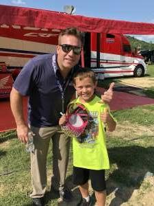 Caleb attended Lucas Oil Pro Motocross Championship - Spring Creek National on Jul 17th 2021 via VetTix
