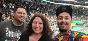 Tony P. attended Arizona Rattlers vs. Naz Wranglers on Jul 10th 2021 via VetTix