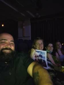 TS attended Classic Skynyrd Featuring Southern Steel (outdoor Drive-in Concert) on Jul 14th 2021 via VetTix
