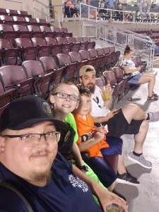John attended Dayton Dragons vs. Great Lakes Loons - MiLB on Jul 14th 2021 via VetTix