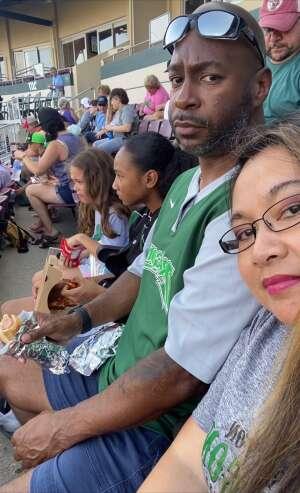 Aundray  attended Dayton Dragons vs. Great Lakes Loons - MiLB on Jul 15th 2021 via VetTix