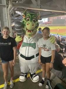 KSG attended Dayton Dragons vs. Great Lakes Loons - MiLB on Jul 16th 2021 via VetTix