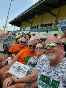 Larry  attended Dayton Dragons vs. Great Lakes Loons - MiLB on Jul 17th 2021 via VetTix