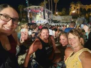 Ashley attended Dwight Yoakam & Randy Houser on Jul 9th 2021 via VetTix