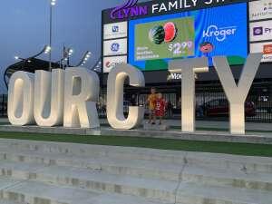 miked attended Louisville City FC vs. Atlanta United II - USL Championship on Jul 17th 2021 via VetTix
