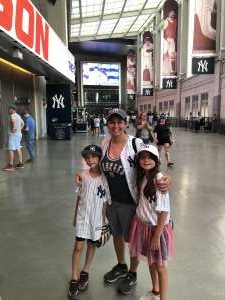 Josh attended New York Yankees vs. Boston Red Sox - MLB on Jul 16th 2021 via VetTix