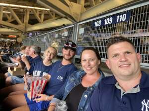 Jason Cioci attended New York Yankees vs. Philadelphia Phillies - MLB on Jul 20th 2021 via VetTix