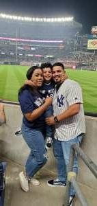 S.Perez attended New York Yankees vs. Philadelphia Phillies - MLB on Jul 20th 2021 via VetTix