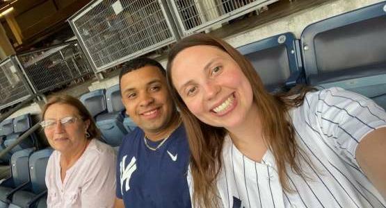 Taylor attended New York Yankees vs. Philadelphia Phillies - MLB on Jul 20th 2021 via VetTix