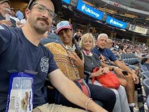 Eric attended New York Yankees vs. Philadelphia Phillies - MLB on Jul 20th 2021 via VetTix