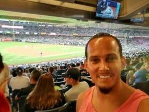 Jayson attended New York Yankees vs. Philadelphia Phillies - MLB on Jul 21st 2021 via VetTix