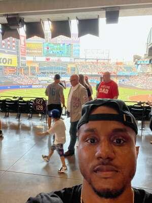 Jimmy  attended New York Mets vs. Atlanta Braves - MLB on Jul 28th 2021 via VetTix