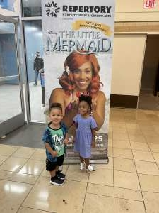 Click To Read More Feedback from The Little Mermaid