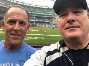 LEO KLOPER attended New York Yankees vs. Philadelphia Phillies - MLB - Premium Seating on Jul 20th 2021 via VetTix