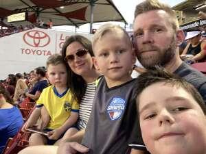Johan attended FC Dallas vs. L.A. Galaxy - MLS on Jul 24th 2021 via VetTix