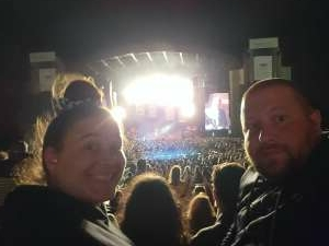 Jimmy v attended Kings of Leon: When You See Yourself Tour on Sep 11th 2021 via VetTix