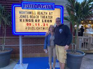 Wil attended Kings of Leon: When You See Yourself Tour on Sep 11th 2021 via VetTix