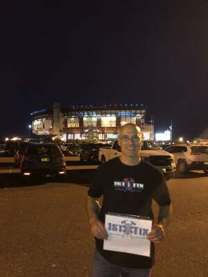 Joe C attended Kings of Leon: When You See Yourself Tour on Sep 11th 2021 via VetTix