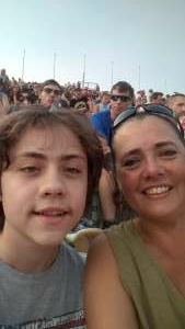 Shan attended Guns N' Roses 2021 Tour on Aug 13th 2021 via VetTix