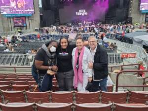 Dawn attended Jason Aldean: Back in the Saddle Tour 2021 on Aug 7th 2021 via VetTix
