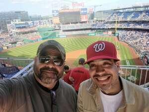 Josh attended Washington Nationals vs. Boston Red Sox - MLB on Oct 3rd 2021 via VetTix