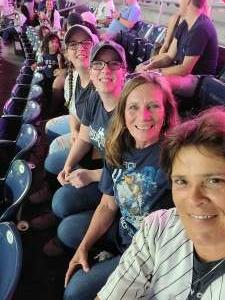 Julia attended New York Yankees vs. Boston Red Sox - MLB on Aug 18th 2021 via VetTix