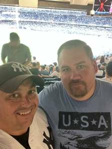 Pete attended New York Yankees vs. Boston Red Sox - MLB on Aug 18th 2021 via VetTix