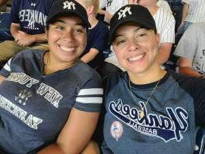 Frances  attended New York Yankees vs. Boston Red Sox - MLB on Aug 18th 2021 via VetTix