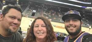 Tony P attended Phoenix Mercury vs. Connecticut Sun on Sep 11th 2021 via VetTix