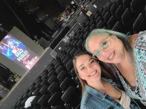 Jeni G attended Brad Paisley Tour 2021 on Sep 10th 2021 via VetTix