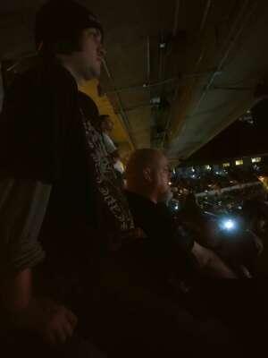 Randy attended Guns N' Roses 2021 Tour on Sep 8th 2021 via VetTix