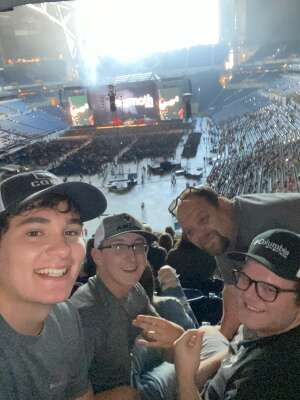Jay Hutson  attended Guns N' Roses 2021 Tour on Sep 8th 2021 via VetTix